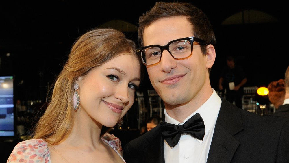 The untold truth of Andy Samberg's wife