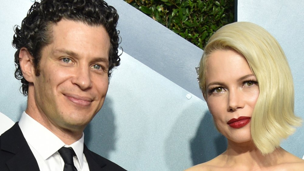 The untold truth of Michelle Williams' new husband, Thomas Kail