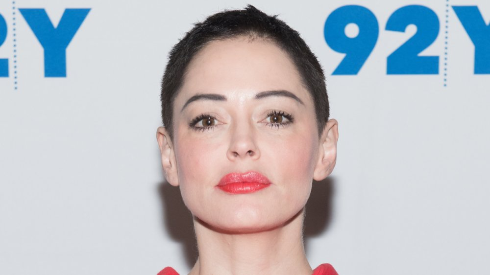 The unsaid truth about Rose McGowan