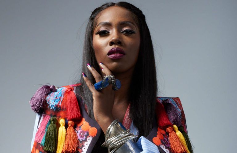 Singer Tiwa Savage Reacts After Being Called A Les-bian OMG