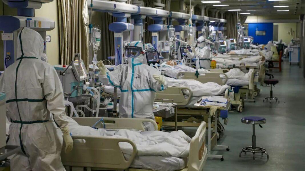 6-week-old baby dies of coronavirus in US