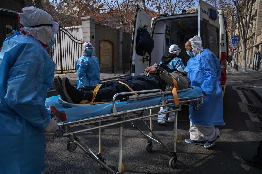 Italian nurse murders girlfriend for infecting him with Coronavirus