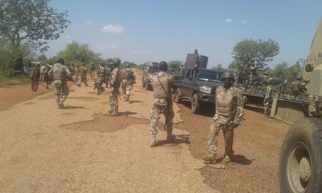 Nigeria news : Troops destroy armed militia camp, kill 3 in Benue
