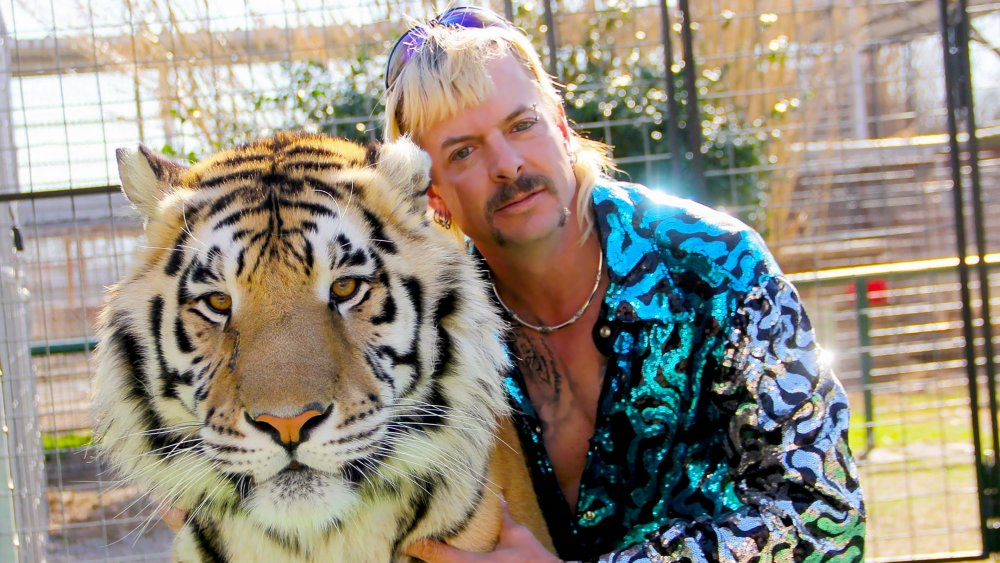 The real reason Joe Exotic got into the zoo business