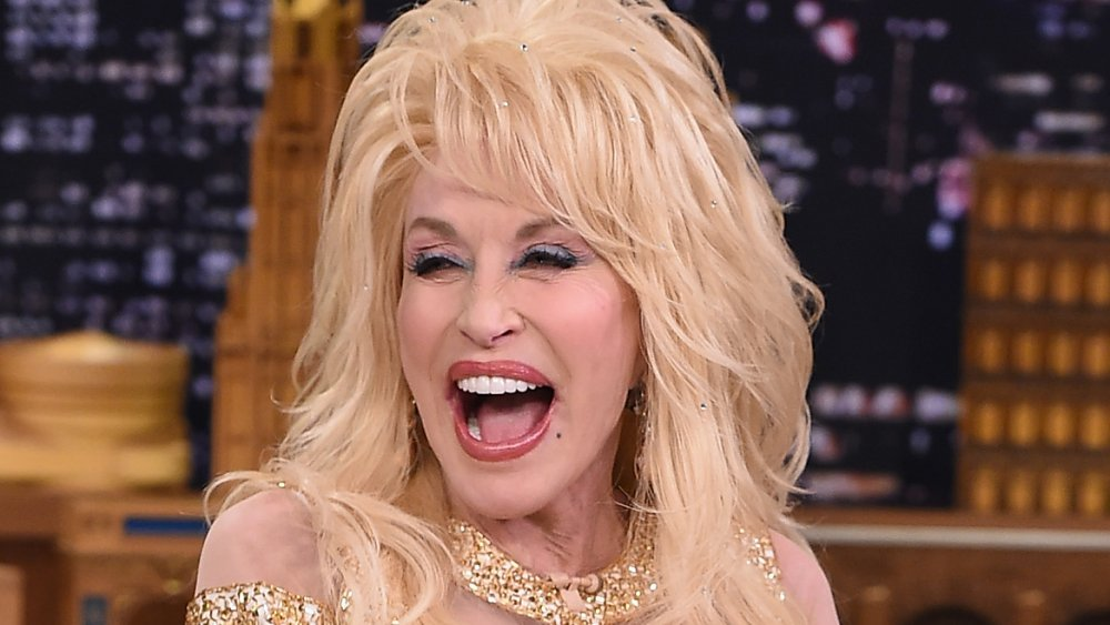 The truth about Dolly Parton's first celebrity crush