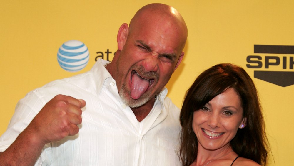 The unsaid truth about Bill Goldberg's wife
