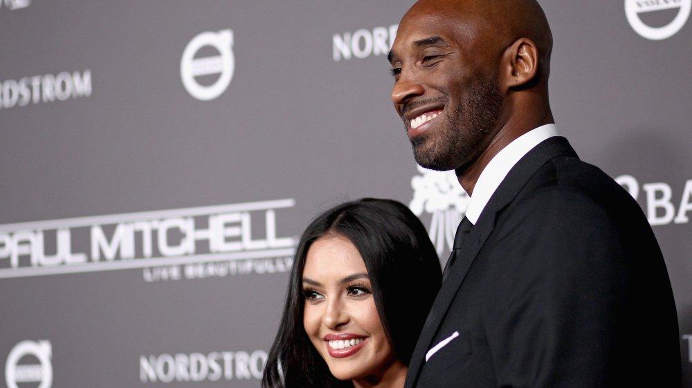 Vanessa Bryant celebrates anniversary with late husband Kobe
