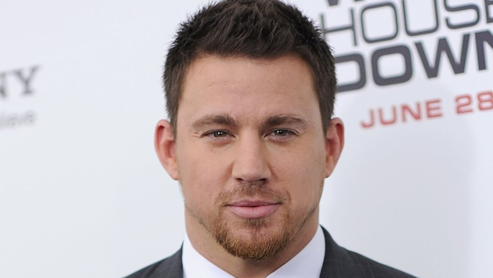 Where does Channing Tatum live and how big is his house?