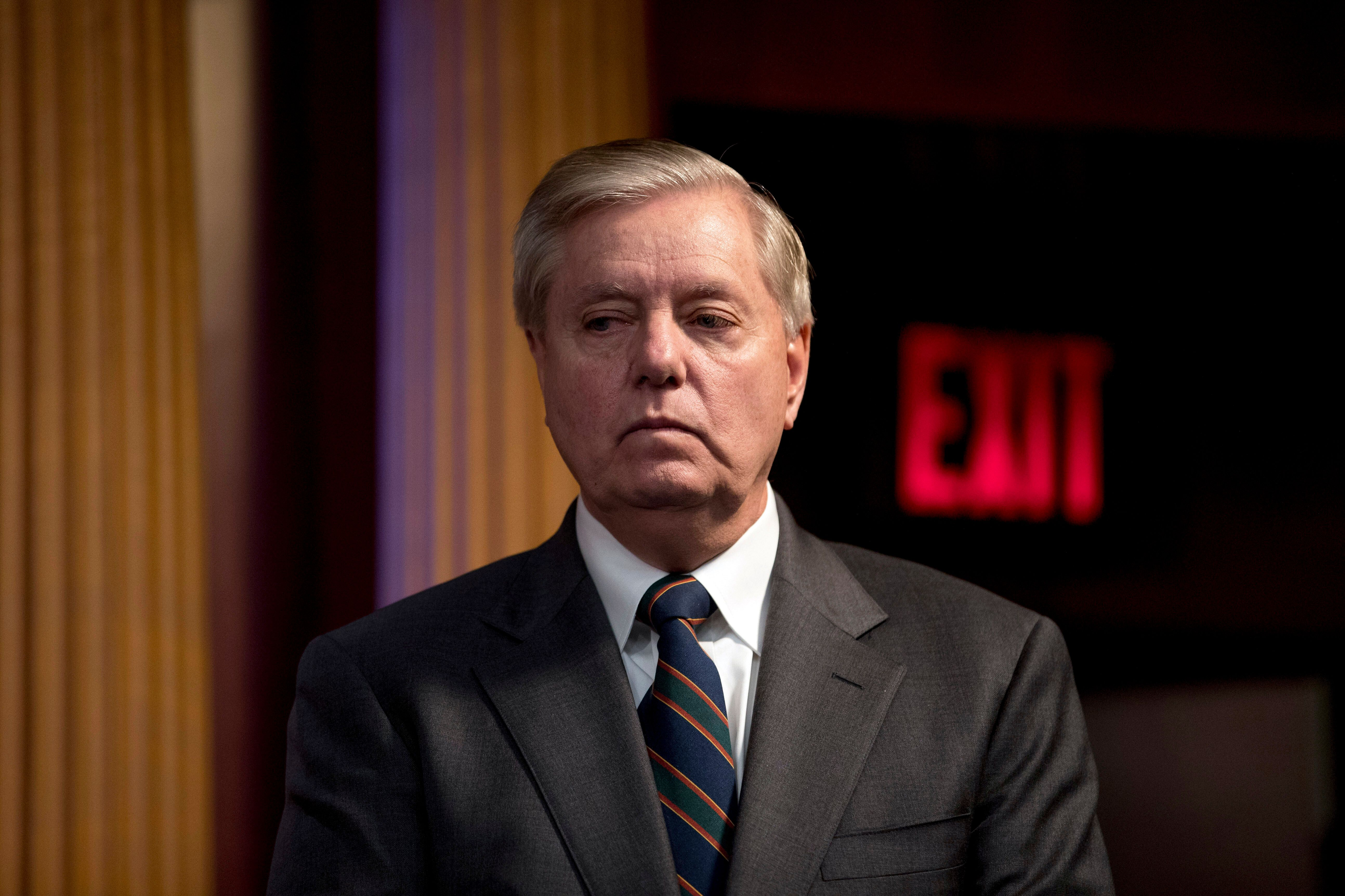 Congress Will Extend Unemployment Boost 'Over Our Dead Bodies,' Vows Lindsey Graham