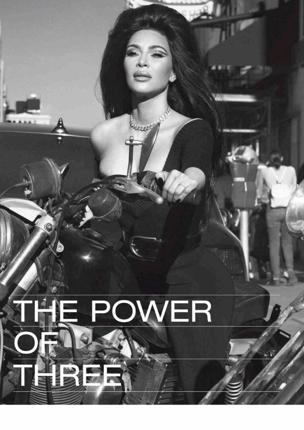 Kim Kardashian – CR Fashion Book #16 Spring/Summer 2020