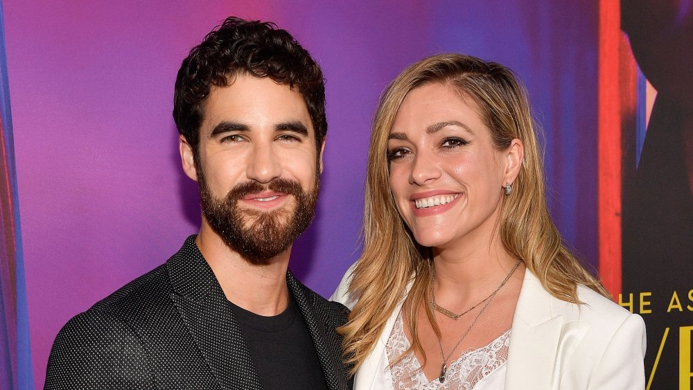The unsaid truth of Darren Criss' wife