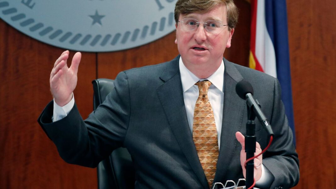 Mississippi Gov Walks Back Plans To Reopen Economy As Coronavirus Cases increase