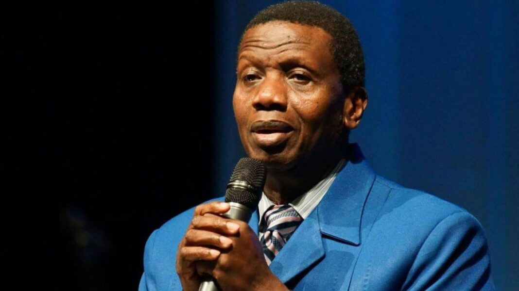 Nigeria news : Adeboye reveals only way COVID-19 can disappear completely
