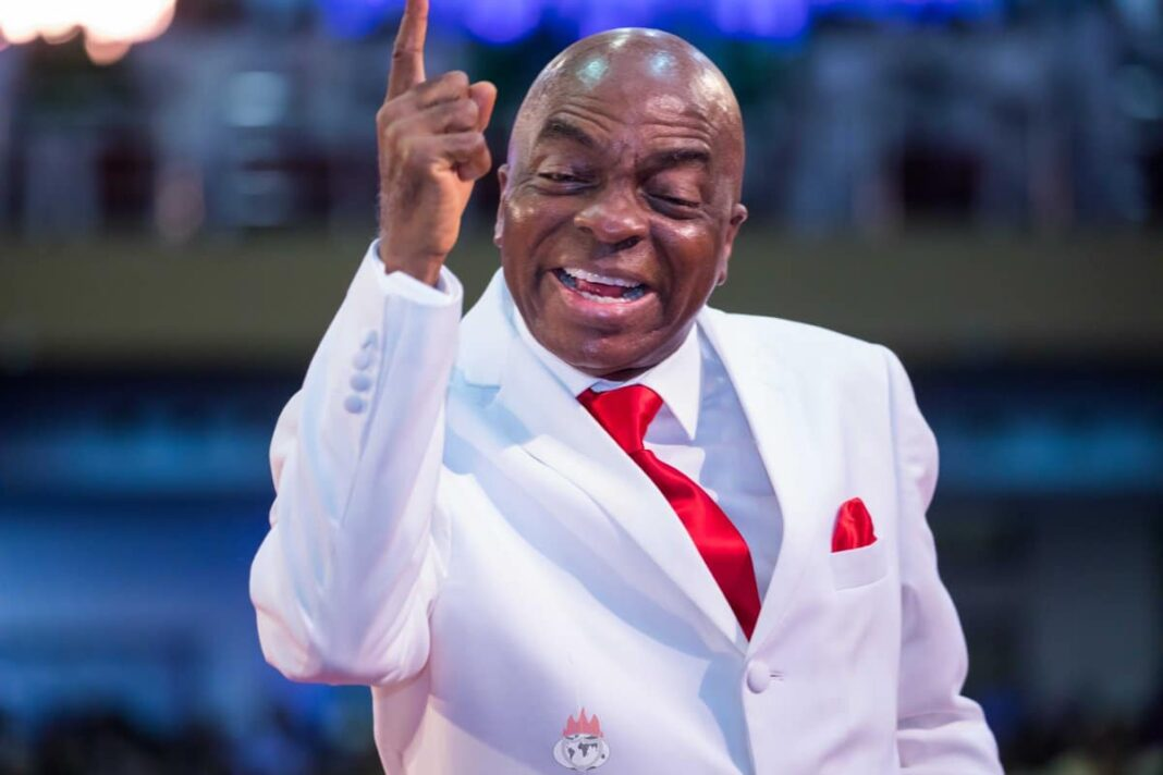 Only changed people change their world- Bishop Oyedepo to Nigerians