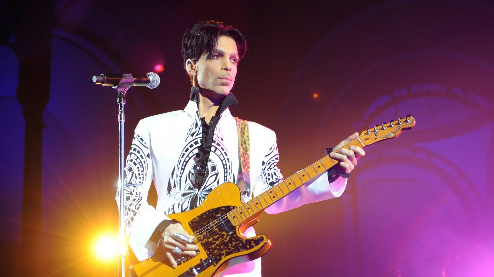 Prince seriously shaded these celebs