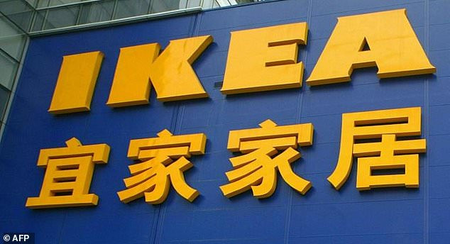 Retail company, IKEA reats after footage of a woman pleasuring herself on one of their store's sofas goes viral