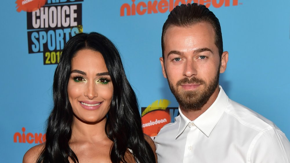 Strange things about Nikki Bella's relationship with her boyfriend