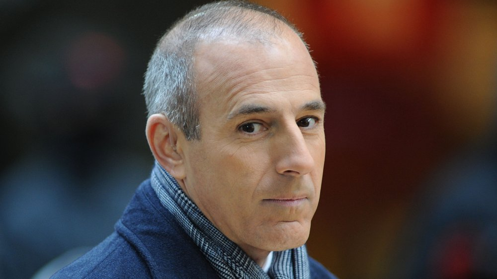 The real reason Matt Lauer got a new tattoo about hatred
