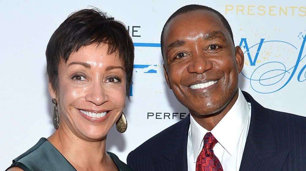 The unsaid truth of Isiah Thomas' wife
