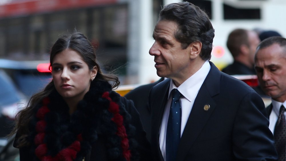 The unsaid truth about Andrew Cuomo's daughters