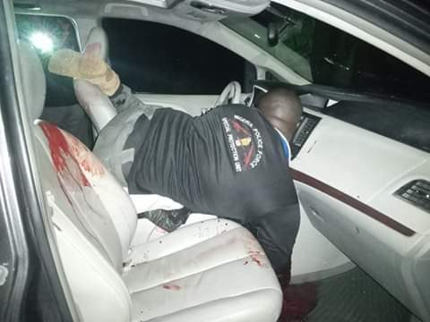 A woman killed as gunmen ambush convoy carrying someone in Delta state
