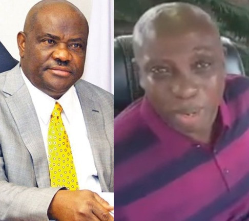 ''What madness is in you?'' MASSOB leader, Ralph Nwazurike, slams Governor Wike for demolishing hotels over lockdown violation (video)