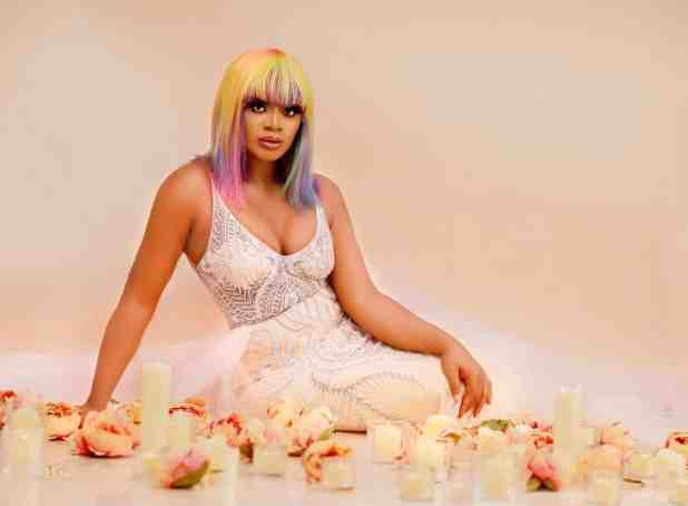 Nollywood Actress, Uche Ogbodo Celebrate her 34th Birthday With Breathtaking Photos