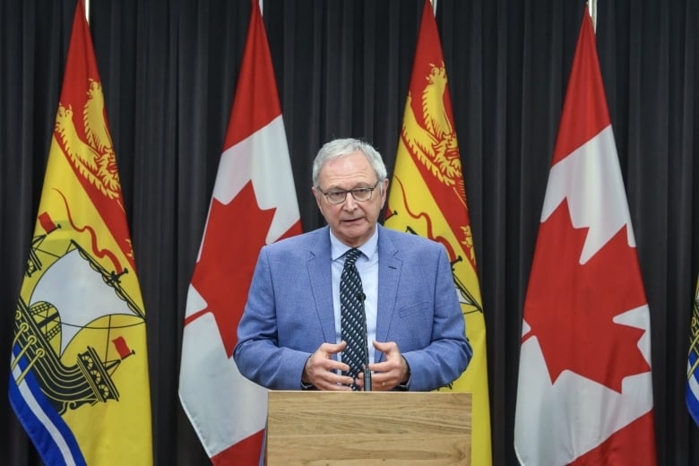 5 cases of COVID-19 connected to long-term care facility in northern New Brunswick