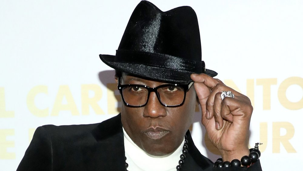 This is why we don't see much of Wesley Snipes anymore