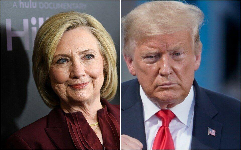 Hillary Clinton Repurposes Donald Trump Slogan For Sarcastic Dig At Pandemic Response