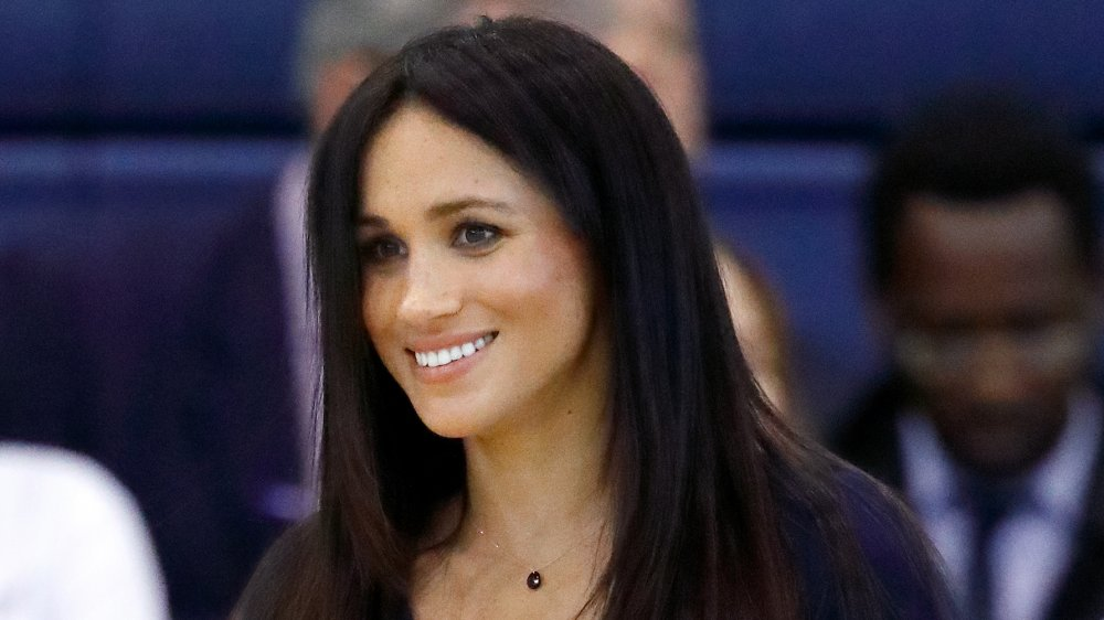 Meghan Markle is completely unrecognizable with her natural hair