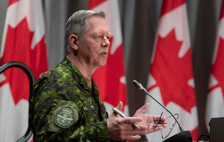 Military confirms 40 per cent of COVID-positive troops deployed to long-term care homes were asymptomatic
