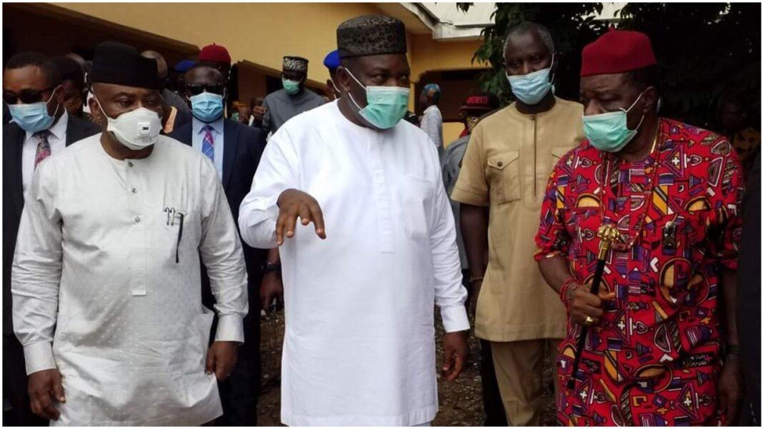 Nigeria news : Gov. Ugwuanyi directs rehabilitation, upgrade of health facilities in Awgu