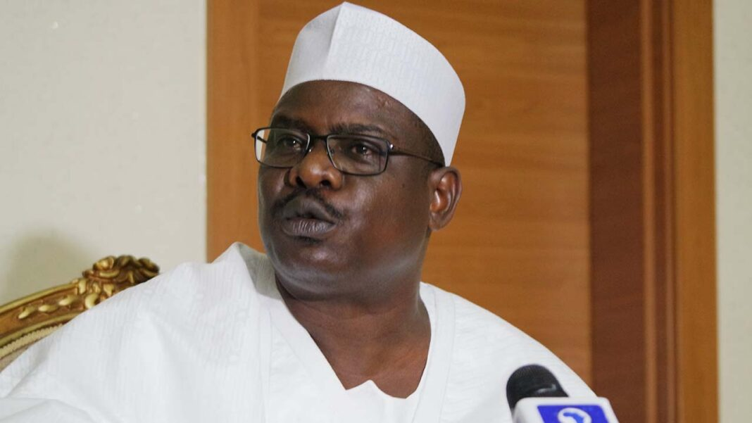 Nigeria news : I accepted to stand as surety for Maina because I represent good, ugly – Senator Ndume