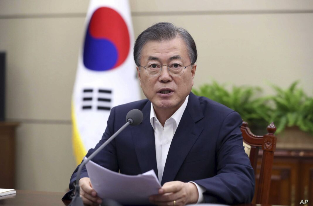 Nigeria news : Rescue of South Korean in Nigeria: Protecting lives is govt's first duty – President Moon