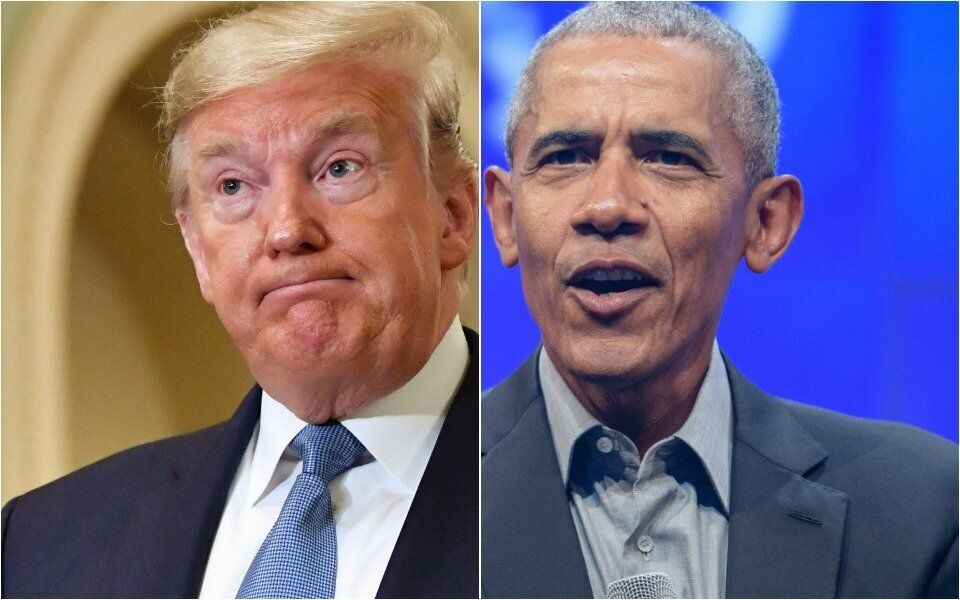 Obama Reportedly Names Racist Trump Insult That'Still Shocks And Pisses Me Off'