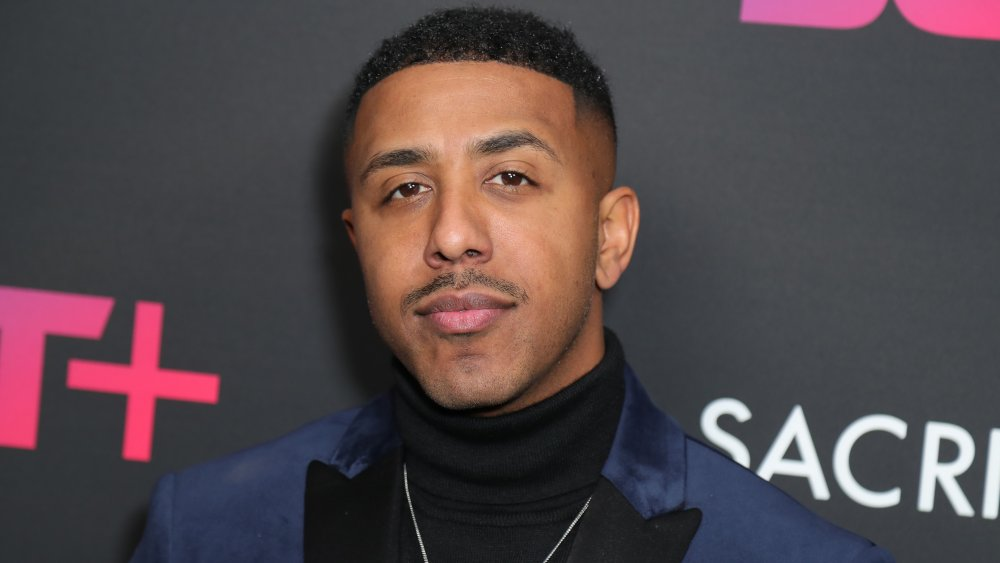 The truth about Marques Houston's relationship