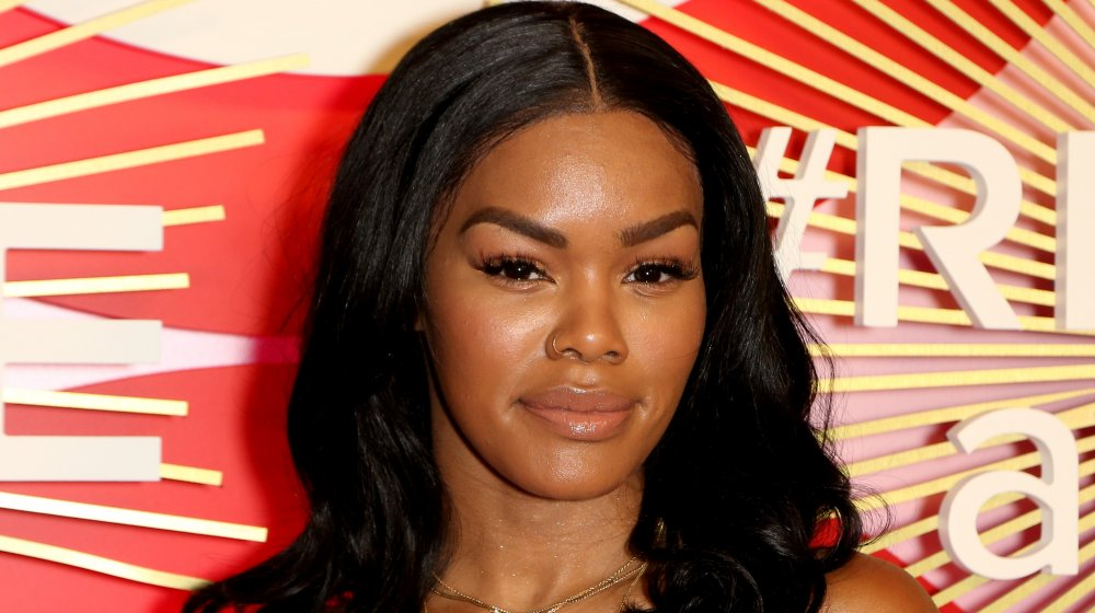 The unsaid truth about Teyana Taylor