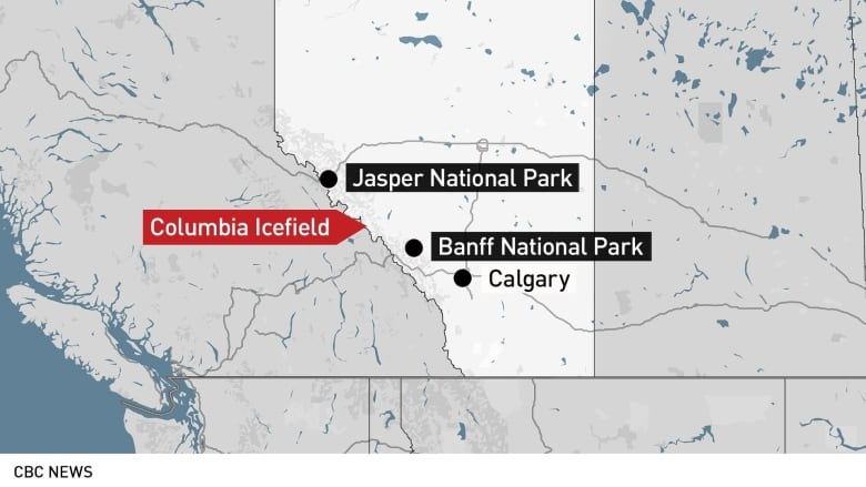 3 dead, 24 injured after bus rollover in Alberta's Jasper National Park