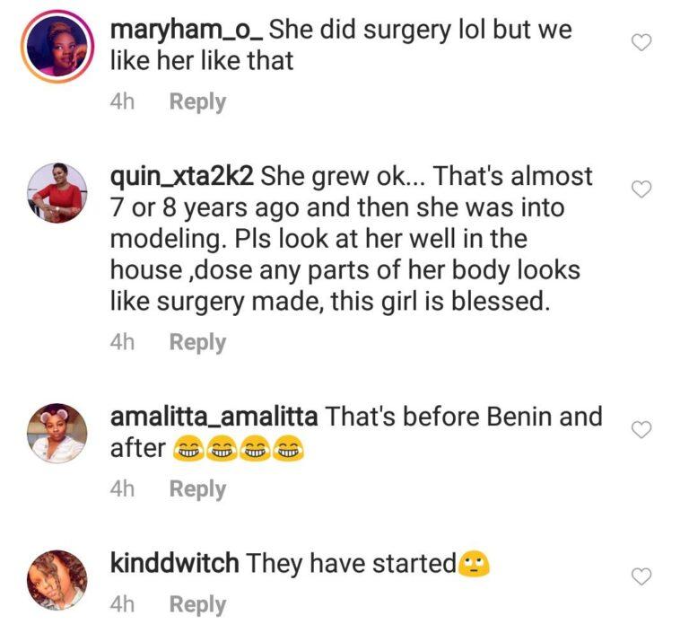 #BBNaija2020: Nigerians Accuse Nengi Of Look Too Beautiful