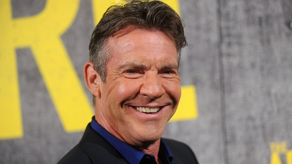 Dennis Quaid's son looks exactly like the actor