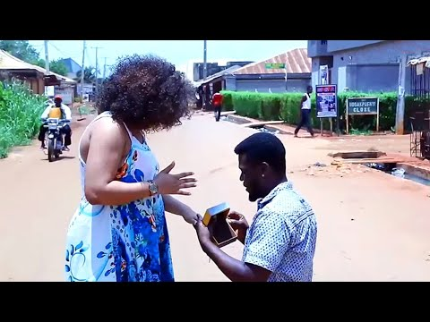 How I Proposed To My Fiance In The Middle Of The Road But She Rejected Me - Nigerian Movies 2020