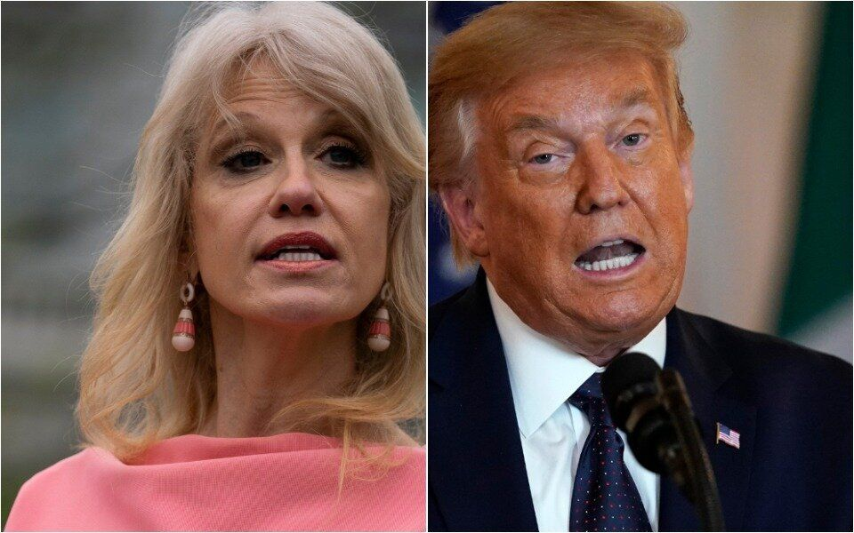 Kellyanne Conway's 'Creepy' Comments Get Turned Against Trump In Biting New Ad
