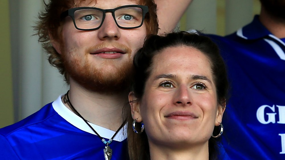 Strange things you dont know about Ed Sheeran's marriage