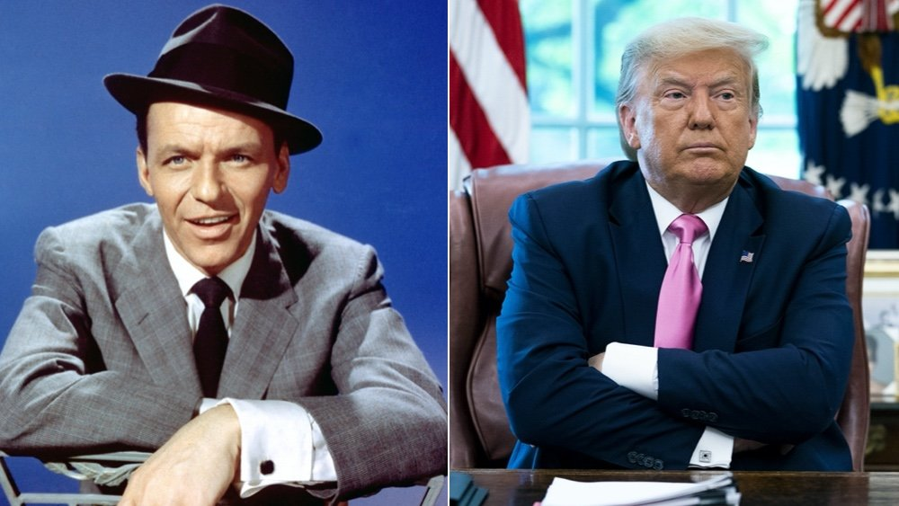 The real reason Frank Sinatra hated Donald Trump