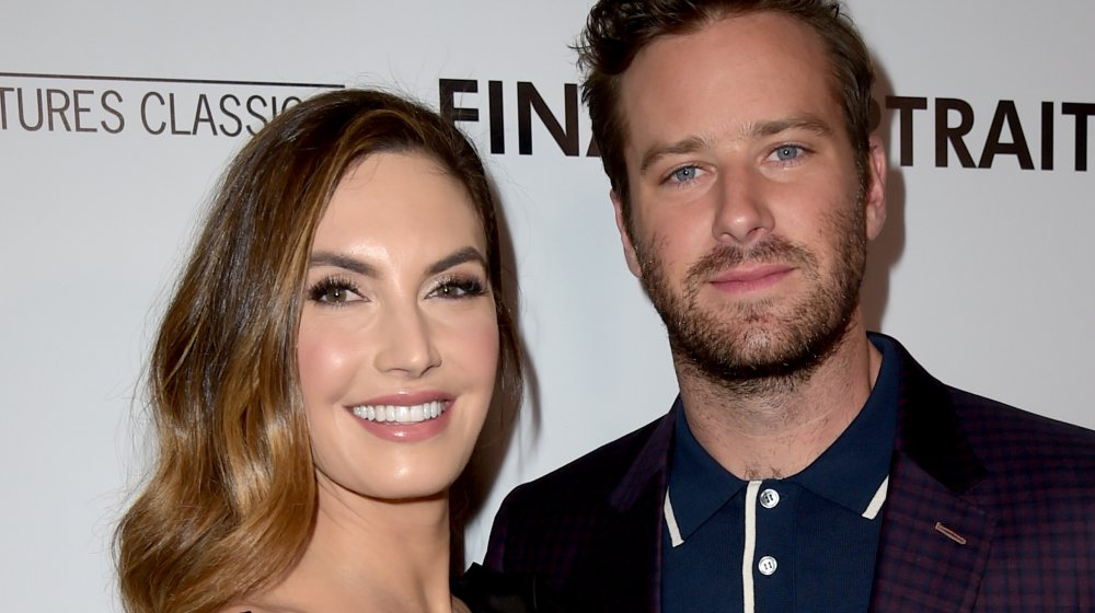 This is why Armie Hammer is going to separate from his wife