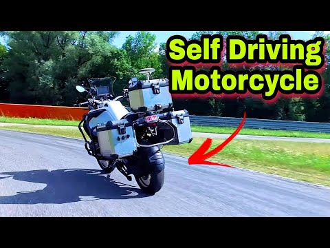 Video: Self Driving Motorcycle | 8 Mind Blowing Inventions That Really Exist ✅
