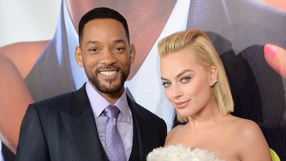 What really happened between Margot Robbie and Will Smith?
