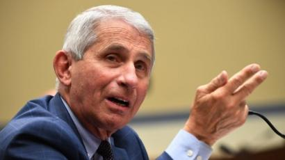 Anthony Fauci Shares Serious Doubts About Safety Of Russia's Coronavirus Vaccine