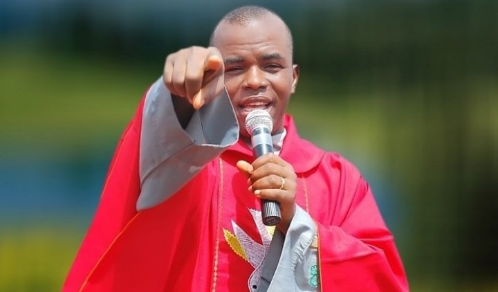 God Is Using Me To Save Nigerians – Mbaka